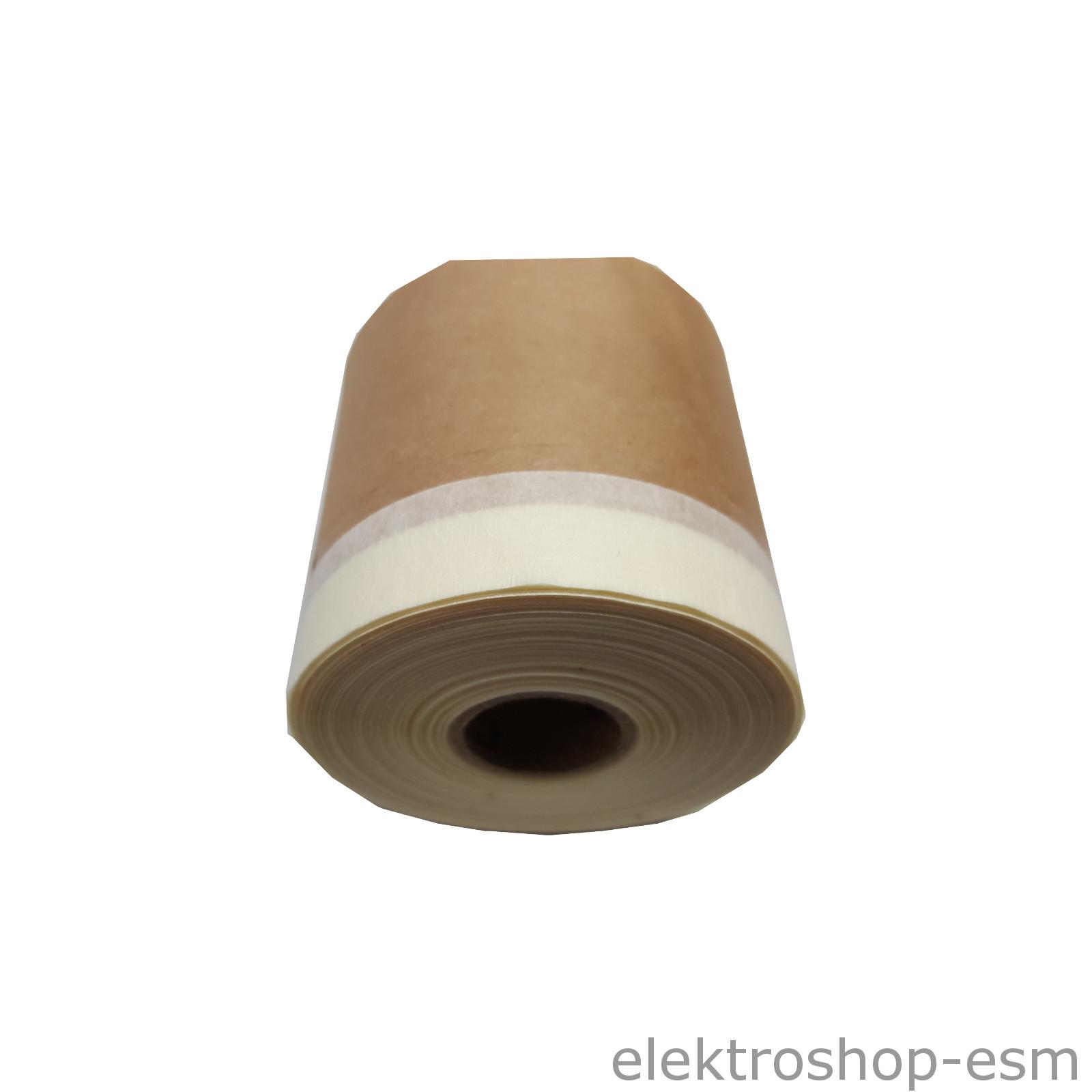 0,09€//m 1 Rolle Abdeckpapier 180mm x 20m Abklebepapier Masker Papier Kreppband